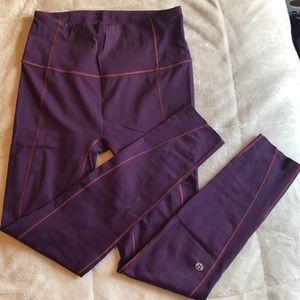 Purple Lululemon Leggings Size 6